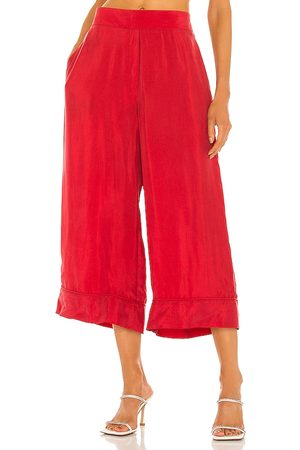 SMYTHE Pull On Palazzo Pant in .