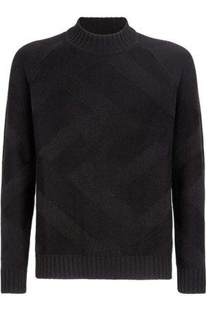 Fendi Men Sweaters - Cashmere Pullover