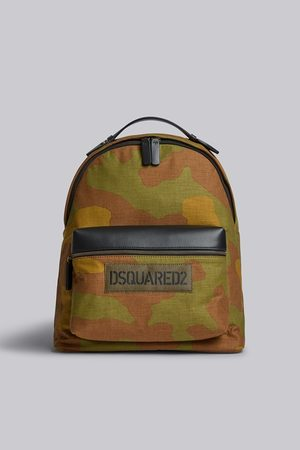 Dsquared2 Men Backpack Military