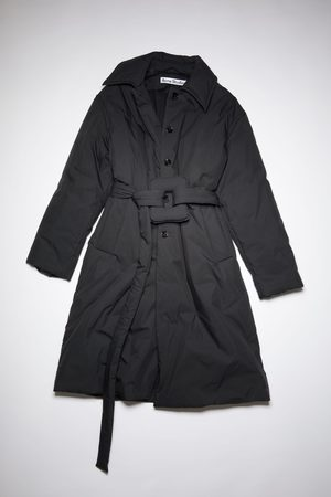 Acne Studios FN-WN-OUTW000517 Belted padded coat