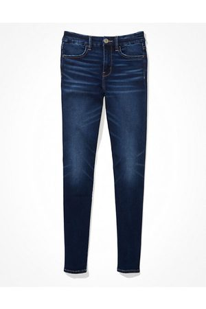 American Eagle Outfitters Forever Soft High-Waisted Jegging Women's 2 Long