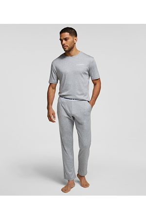 Karl Lagerfeld Pajamas - KARL LOGO UNISEX PAJAMA PANTS