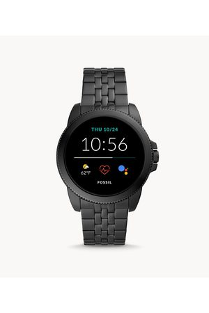 Mens Men Smart Watches - Fossil Men's Gen 5E Smartwatch Stainless Steel