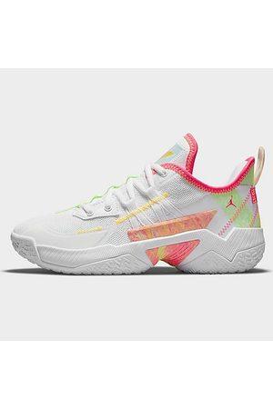 Nike Jordan Jordan Big Kids' One Take II Basketball Shoes Size 4.0
