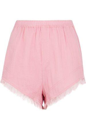 LOVE Stories Mabel cotton pyjama shorts
