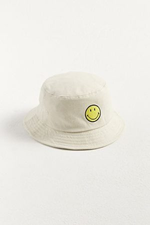 Urban Outfitters Smiley Bucket Hat