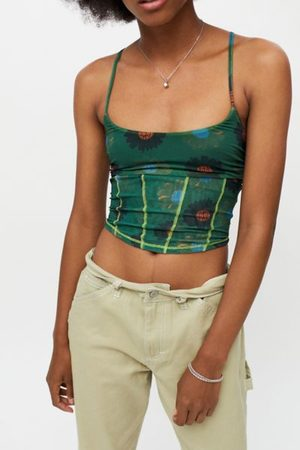 Urban Outfitters Women Camisoles - UO Hal Mesh Cami