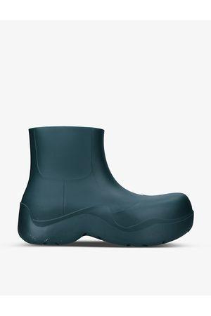 Bottega Veneta Puddle biodegradable rubber ankle boots