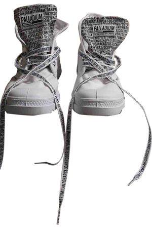 Palladium Women Sneakers - Cloth trainers