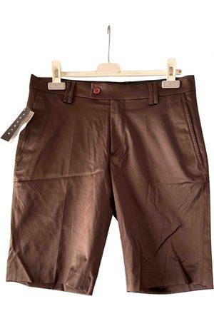 Sisley Men Shorts - Cotton Shorts