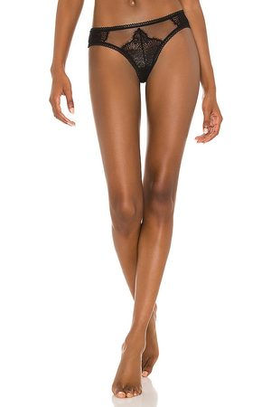Thistle and Spire Eyelash Lace Mirage Thong in .