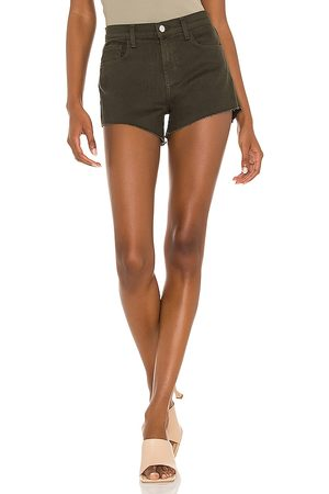 L'Agence X REVOLVE Audrey Mid Rise Short in Army.