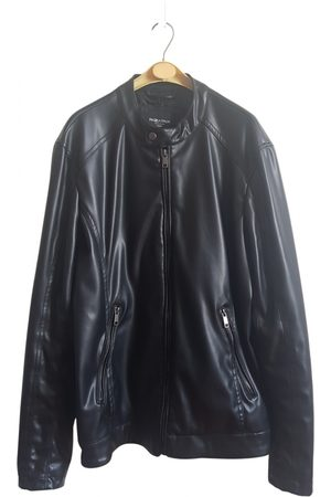 Piazza Italia Men Leather Jackets - Vegan leather jacket