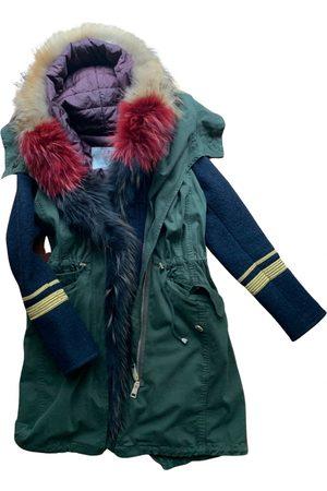 PROJECT FOCE Wool coat