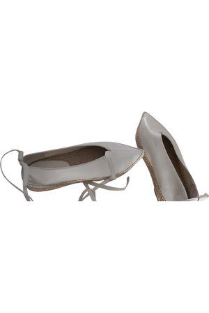 Céline Leather espadrilles