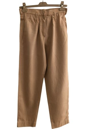 Brunello Cucinelli Linen chino pants