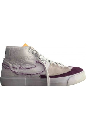 Nike Men Sneakers - Blazer leather high trainers