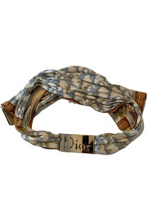 Dior Silk choker