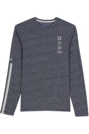 Oxbow N2 Tomari Graphic Long Sleeve T-shirt XXL Deep Marine