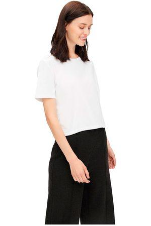 Pieces Rina Crop Short Sleeve T-shirt M Bright