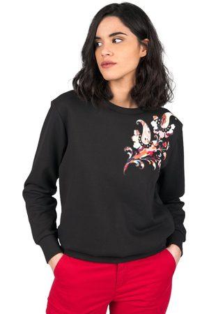 Oxbow N2 Soleil Printed Sweatshirt 0
