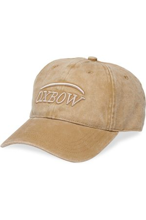 Oxbow Men Caps - N2 Evaz Washed Cap Embroidery One Size