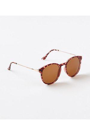 LOFT Women Round - Round Sunglasses