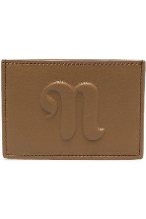 Nanushka Wallets - Embossed-logo wallet