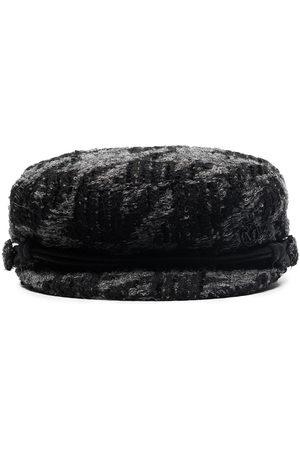 Le Mont St Michel Boys Hats - Abby tweed baker boy hat