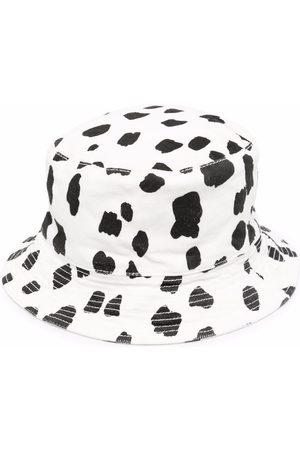 Stella McCartney Girls Hats - Dalmatian spots corduroy bucket hat