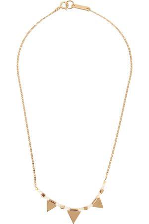 Isabel Marant Tone bead-embellished necklace