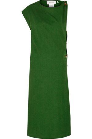 Sportmax Fico embellished wool dress