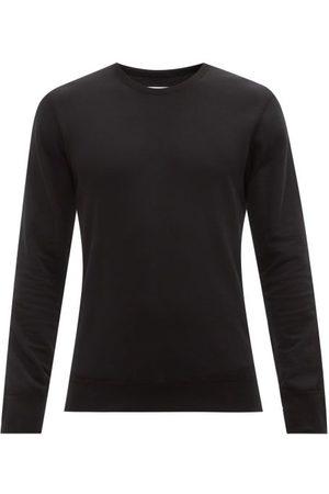 Reigning Champ Men Sports Hoodies - Pima Cotton-terry Sweatshirt - Mens