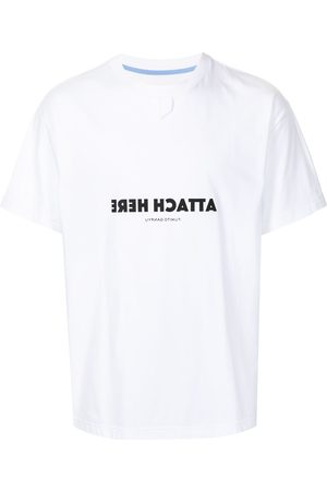 Fumito Ganryu Attach Here T-shirt