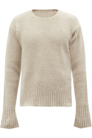 Jacquemus Rib-knitted Wool-blend Sweater - Mens
