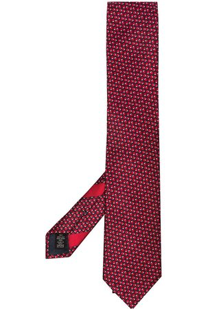 Ermenegildo Zegna Men Bow Ties - Acorn silk tie