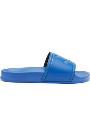 Paul Smith Men Sandals - Logo-debossed Rubber Slides - Mens