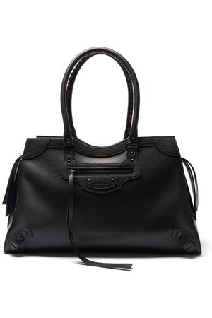 Balenciaga Men Travel Bags - Neo Classic City Large Grained-leather Bag - Mens