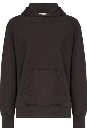Les Tien Oversized hooded sweatshirt - Grey