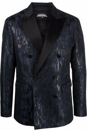 Dsquared2 Boston abstract-print blazer