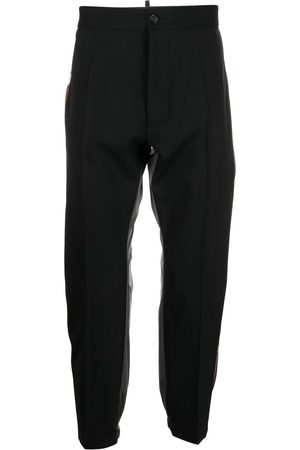 Dsquared2 Side-stripe tapered trousers