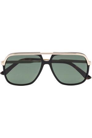 Gucci Men Sunglasses - Web detail navigator-frame sunglasses