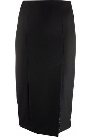 Patrizia Pepe Women Pencil Skirts - Gonna side-slit pencil skirt