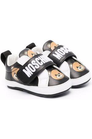 Moschino Teddy Bear print sneakers