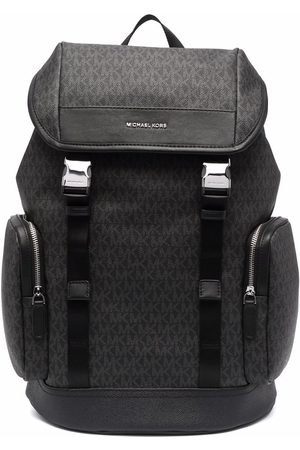 Michael Kors City logo-print backpack