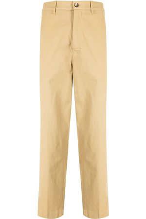 Kenzo Men Chinos - Stretch-cotton trousers