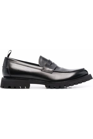 Officine creative Men Loafers - Slip-on chunky leather loafers