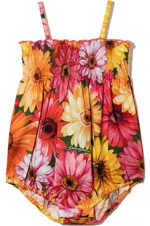 Dolce & Gabbana Sunflower-print body