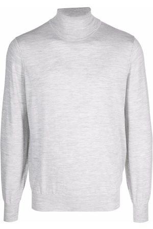 Brunello Cucinelli Roll-neck jumper - Grey