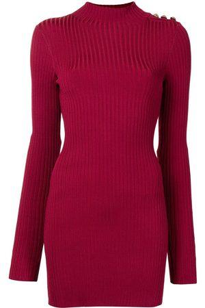 Rebecca Vallance Women Party Dresses - Danica knit mini dress